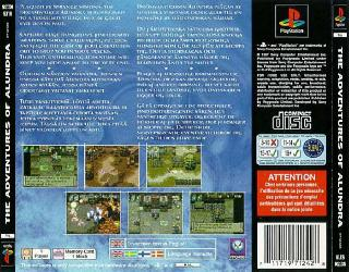 Screenshot Thumbnail / Media File 1 for Alundra [E]